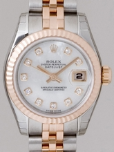 Rolex President Midsize 179171 Automatic Watch