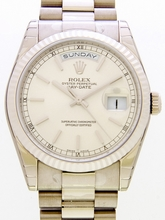 Rolex President Midsize 259 Mens Watch
