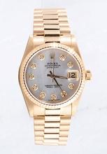 Rolex President Midsize 68000 Unisex Watch