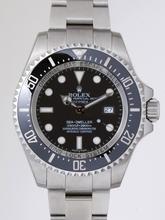 Rolex Sea Dweller 116660BKSO Mens Watch