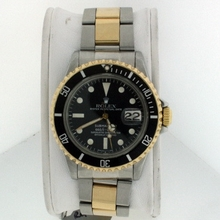 Rolex Sport 1680 Black Dial Watch