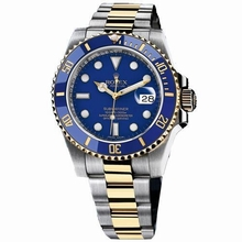 Rolex Submariner 11613LB Mens Watch