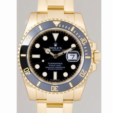 Rolex Submariner 11618LN Mens Watch