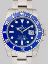 Rolex Submariner 116619GLB Mens Watch