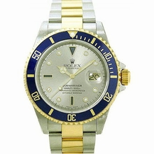 Rolex Submariner 16613 Mens Watch