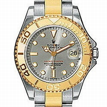 Rolex Yachtmaster 169623 Grey Dial Watch