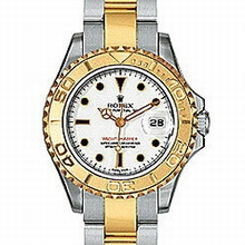 Rolex Yachtmaster 169623 White Dial Watch