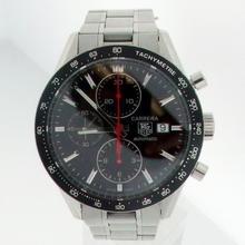 Tag Heuer Carrera CV2014.BA0794 Black Dial Watch