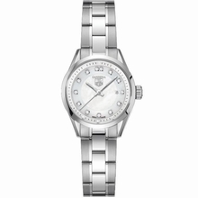 Tag Heuer Carrera WV1411.BA0793 Diamond Dial Watch