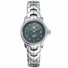 Tag Heuer Link WJF131G.BA0572 Ladies Watch