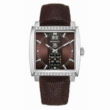 Tag Heuer Monaco WAW1316.EB0025 Midsize Watch