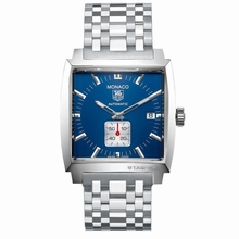 Tag Heuer Monaco WW2111.BA0780 Mens Watch