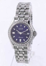 Tudor Glamour Date-Day Lady TD15810BL5 Mens Watch