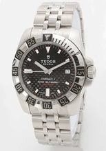 Tudor Glamour Date-Day Lady TD20030CBK Mens Watch