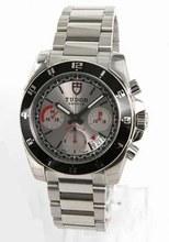 Tudor Glamour Date-Day Lady TD20350SL Mens Watch