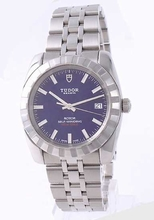 Tudor Glamour Date-Day Lady TD21010BL5 Mens Watch