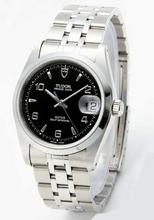 Tudor Glamour Date-Day Lady TD74000BKA Mens Watch