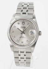 Tudor Glamour Date-Day Lady TD74034SLD5 Mens Watch