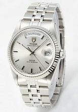 Tudor Glamour Date-Day Lady TD76214SL Mens Watch