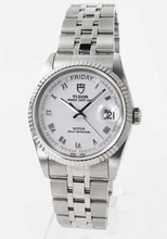 Tudor Glamour Date Lady TD76214WHR5 Mens Watch