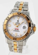 Tudor Glamour Date Lady TD89193WH5 Mens Watch