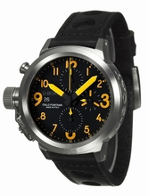 U-Boat Flightdeck 43-CAS-O Mens Watch