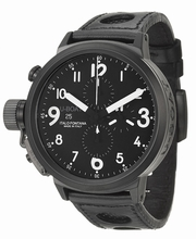 U-Boat Flightdeck 50-CAB-3 Mens Watch
