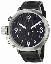 U-Boat Flightdeck 50-CAS-3 Mens Watch