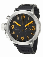 U-Boat Flightdeck 50-CAS-O Mens Watch