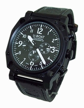 U-Boat Thousands of Feet 1916 Mens Watch