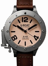 U-Boat U-42 UB-002 Mens Watch