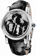 Ulysse Nardin Circus 749-80 Mens Watch