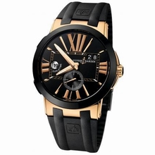 Ulysse Nardin Executive 246-00-3/42 Mens Watch