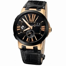 Ulysse Nardin Executive 246-00/42 Mens Watch