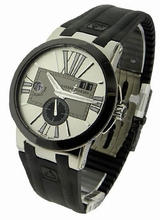 Ulysse Nardin Executive Dual Time 243-00-3/421 Mens Watch