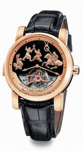 Ulysse Nardin Genghis Khan 786-88 Mens Watch