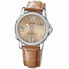 Ulysse Nardin GMT Big Date 223-28B/30-09 Ladies Watch