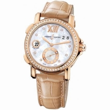 Ulysse Nardin GMT Big Date 246-22B/391 Ladies Watch