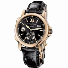 Ulysse Nardin GMT Big Date 246-55/32 Mens Watch