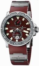 Ulysse Nardin GMT Perpetual 263-33-3/95 Mens Watch