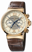 Ulysse Nardin GMT Perpetual 266-66-3/625 Mens Watch
