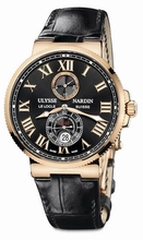 Ulysse Nardin GMT Perpetual 266-67/42 Mens Watch