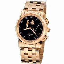 Ulysse Nardin Hourstriker 6106-103-8/e3 Mens Watch