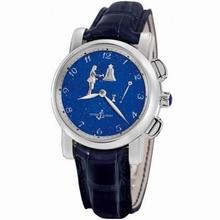 Ulysse Nardin Hourstriker 6109-103/e3 Mens Watch