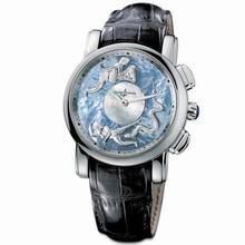 Ulysse Nardin Hourstriker 6119-103/p0-p2 Mens Watch