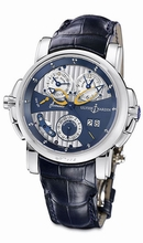 Ulysse Nardin Marine 670-88-213 Mens Watch