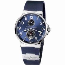 Ulysse Nardin Marine Chronometer 263-66-3/623 Mens Watch