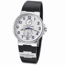 Ulysse Nardin Marine Chronometer 263-66-3 Mens Watch