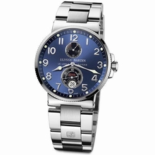 Ulysse Nardin Marine Chronometer 263-66-7/623 Mens Watch
