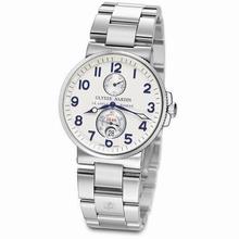 Ulysse Nardin Marine Chronometer 263-66-7 Mens Watch